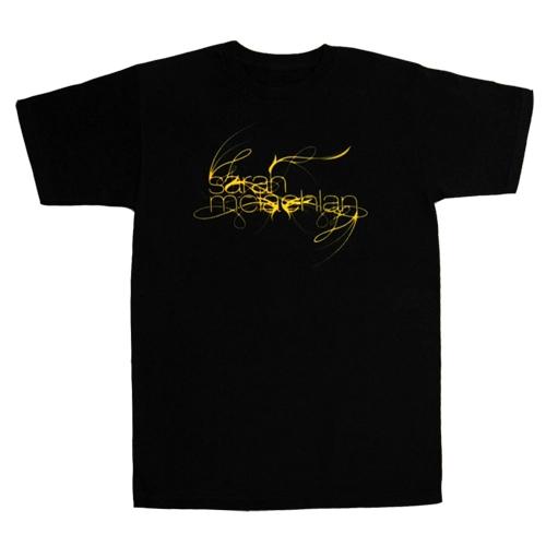Unisex Yellow Signature T Shirt